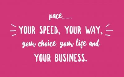 Pace – a critical skill in business
