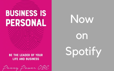 Business is Personal – now on Spotify!